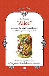 Coperta cărţii The Nursery Alice