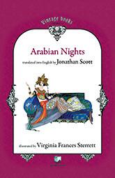 Coperta cărţii Arabian Nights