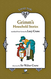 Coperta cărţii Grimm's Household Stories