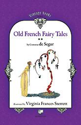 Coperta cărţii Old French Fairy Tales, al doilea volum